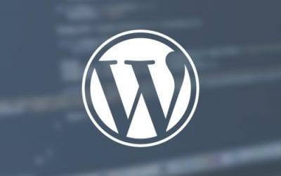 WordPress 4.9 Beta 1